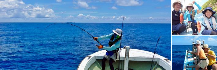 西表島釣り・フィッシングで感動体験!