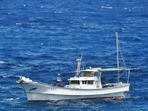 島道楽・チャーターボート西宝丸(せいほうまる)