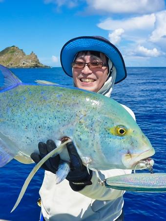 西表島の釣り・フィッシング