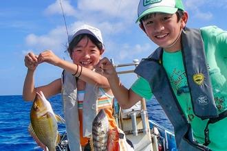 西表島釣り体験フィッシング